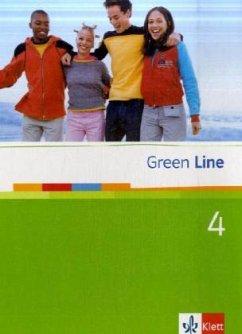 Green Line 4. Schülerbuch (Fester Einband)