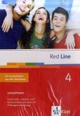 Klasse 8, Die Lernsoftware aus dem Workbook, 1 CD-ROM / Red Line Bd.4