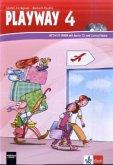 Playway ab Klasse 1. 4.Schuljahr. Activity Book mit CD-ROM und Audio-CD. Neubearbeitung. Ausgabe Baden-Württemberg, Berlin, Brandenburg, Rheinland-Pfalz
