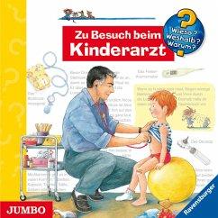 Zu Besuch beim Kinderarzt, Audio-CD