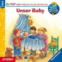 Unser Baby / Wieso? Weshalb? Warum? Junior Bd.1...