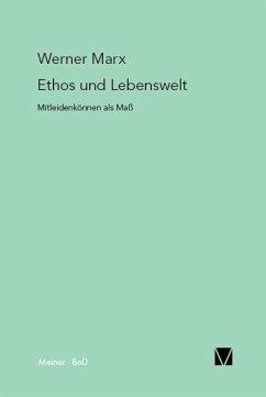 Ethos und Lebenswelt - Marx, Werner