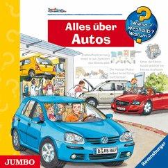 Alles über Autos, Audio-CD