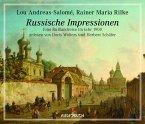 Russische Impressionen, 1 Audio-CD