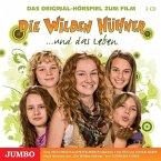 Die wilden Hühner und das Leben / Die Wilden Hühner Bd.6, Filmhörspiel, 2 Audio-CDs