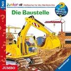 Die Baustelle / Wieso? Weshalb? Warum? Junior Bd.7 (1 Audio-CD)