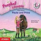 Paula und Prinz / Ponyhof Liliengrün Bd.2 (1 Audio-CD)
