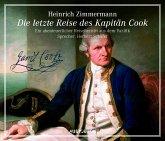 Die letzte Reise des Kapitän Cook, 1 Audio-CD