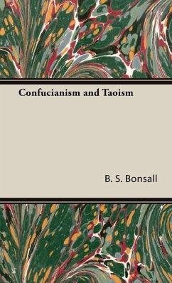 Confucianism and Taoism - Bonsall, B. S.