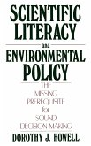 Scientific Literacy and Environmental Policy