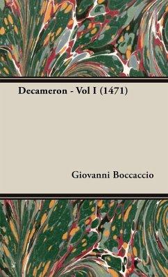 Decameron - Vol I (1471)