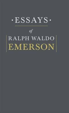 emerson essays audio Ralph waldo emerson audio video poem index on the other hand, is often called harsh and didactic among emerson's most well known works are essays.