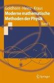 Moderne mathematische Methoden der Physik 1