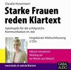 Starke Frauen reden Klartext, 3 Audio-CDs