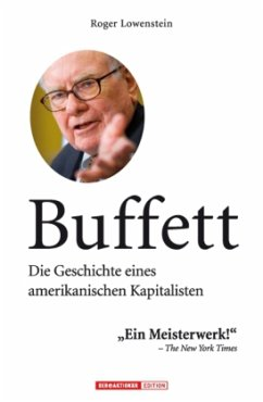 Buffett - Lowenstein, Roger