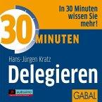 30 Minuten Delegieren, Audio-CD