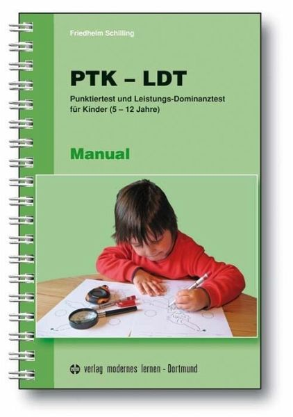PTK - LDT Manual - Schilling, Friedhelm
