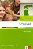 Green Line Oberstufe. Exam trainer mit CD-ROM. Klasse 11/12 (G8) ; Klasse 12/13 (G9). Ausgabe für Hessen