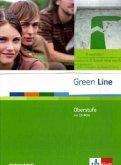 Green Line Oberstufe. Klasse 11/12 (G8) ; Klasse 12/13 (G9). Schülerbuch mit CD-ROM. Sachsen-Anhalt