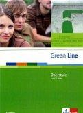 Green Line Oberstufe. Klasse 11/12 (G8) ; Klasse 12/13 (G9). Schülerbuch mit CD-ROM. Ausgabe für Sachsen