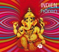 Indien hören, 1 Audio-CD