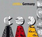 Listen to Germany, 1 Audio-CD; Deutschland hören, 1 Audio-CD, englische Version