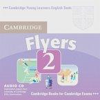 1 Audio-CD / Cambridge Flyers, New edition Vol.2