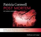 Post Mortem / Kay Scarpetta Bd.1 (6 Audio-CDs)