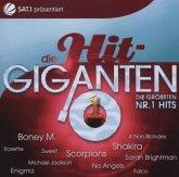 Die Hit-Giganten - Die größten Nr.1- Hits