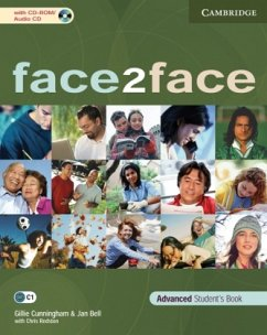 face2face. Students´ Book with CD-ROM/Audio CD