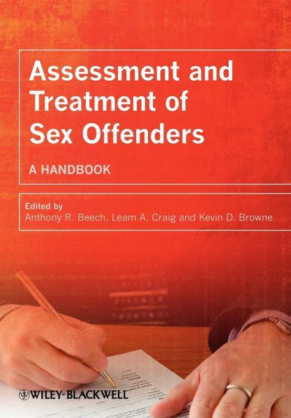 Assessment and Treatment of Sex Offender