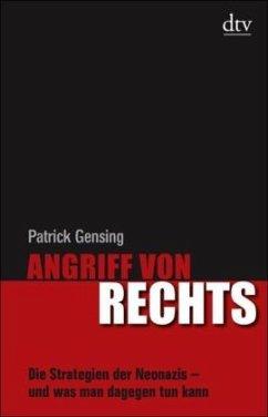 Angriff von rechts - Gensing, Patrick