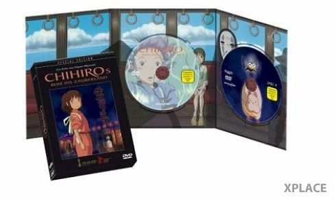 Chihiros Reise ins Zauberland (Special Edition, 2 Discs)