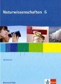 Naturwissenschaften für Gymnasien in Rheinland-Pfalz. 5./6. Schuljahr. Schülerbuch Klasse 6