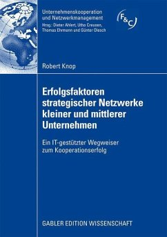 Erfolgsfaktoren strategischer Netzwerke kleiner und mittlerer Unternehmen - Knop, Robert