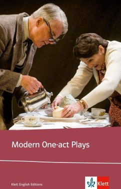 Modern One-Act Plays - NEU. - Pinter, Harold; Saunders, James; Stoppard, Tom