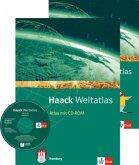 Haack Weltatlas für die Sekundarstufe I. Ausgabe für Hamburg