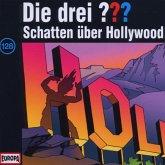 Schatten über Hollywood / Die drei Fragezeichen - Hörbuch Bd.128 (1 Audio-CD)