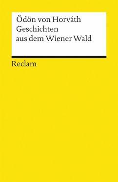 Geschichten aus dem Wiener Wald - Horváth, Ödön von