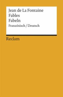 Fables /Fabeln - La Fontaine, Jean de
