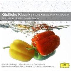 Köstliche Klassik - Musik Zum Kochen (Cc)