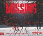 Missing, 4 Audio-CDs