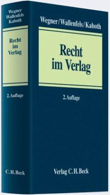 Recht im Verlag