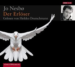 Der Erlöser / Harry Hole Bd.6, 6 Audio-CDs - Nesbø, Jo