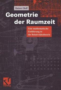 Geometrie der Raumzeit : eine mathematische Einführung in die Relativitätstheorie.