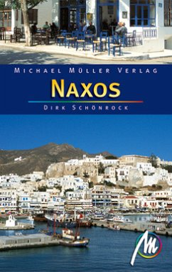 Naxos - Reisehandbuch mit vielen praktischen Tipps - Schönrock, Dirk; Fohrer, Eberhard