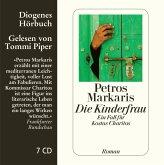 Die Kinderfrau / Kostas Charitos Bd.6 (7 Audio-CDs)