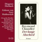 Der lange Abschied, 13 Audio-CDs