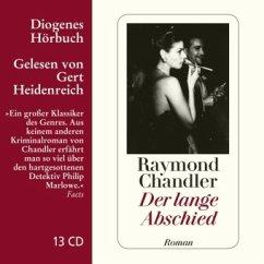 Der lange Abschied, 13 Audio-CDs - Chandler, Raymond