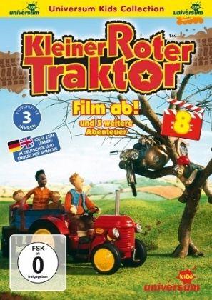 Kleiner roter traktor film ab und weitere